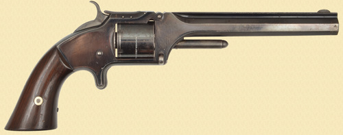 S&W No 2 ARMY - D32263