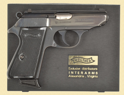 WALTHER PPK/S - C33609