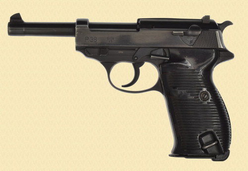 MAUSER P.38 SVW 46 FRENCH - Z35270