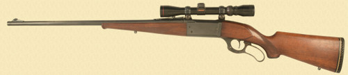 SAVAGE 300   LEVER ACTION RIFLE - C33476