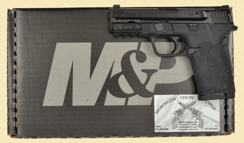 SMITH & WESSON M&P380 SHIELD EZ NTS - D32286