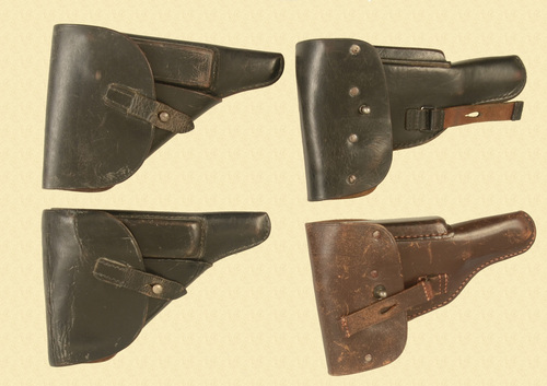 HOLSTER WALTHER P.38/ POLICE - C33489