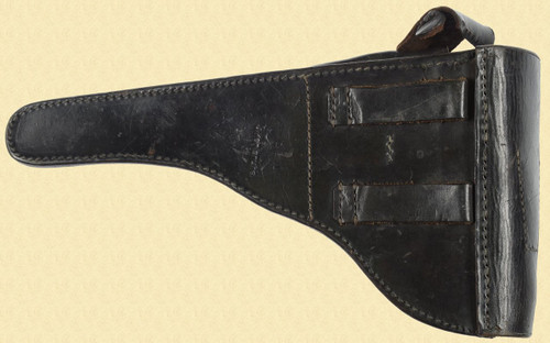LUGER P.04 NAVY HOLSTER - M6491