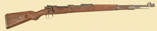 GUSTLOFF COMMERCIAL K98k - C48983