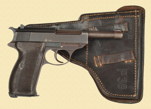 WALTHER P38 AC41 RIG - D32295
