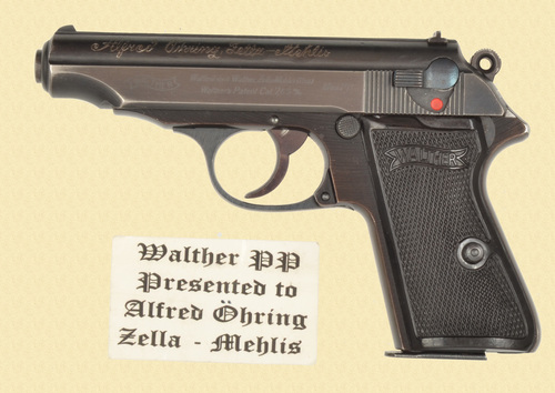 WALTHER PP - D32302