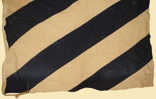 U.S. NAVY WW II SIGNAL FLAG - C33744