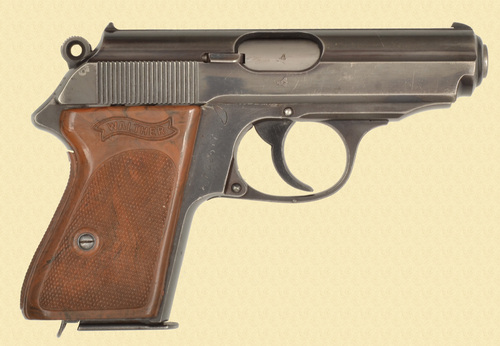WALTHER PPK - C33598