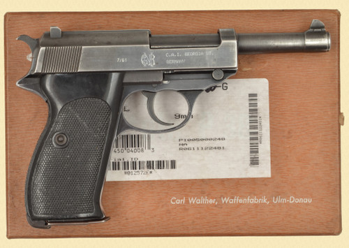 WALTHER P38 - D16380