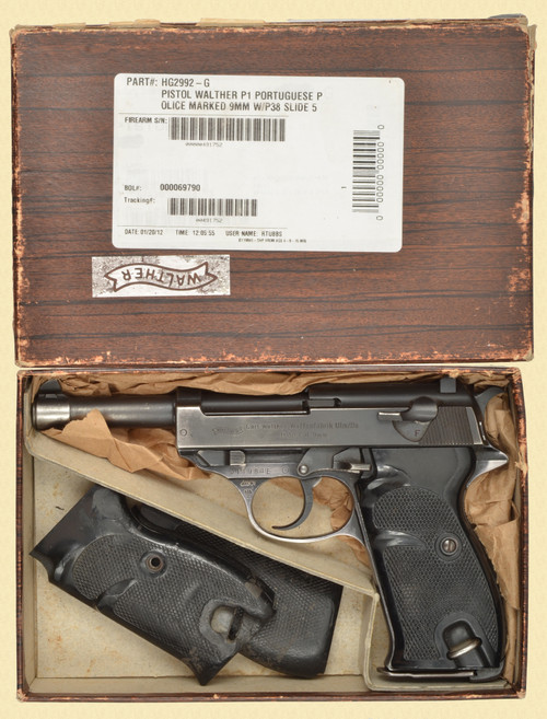 WALTHER P38 - D16381