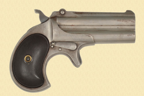 REMINGTON ARMS O/U DERINGER - C49753