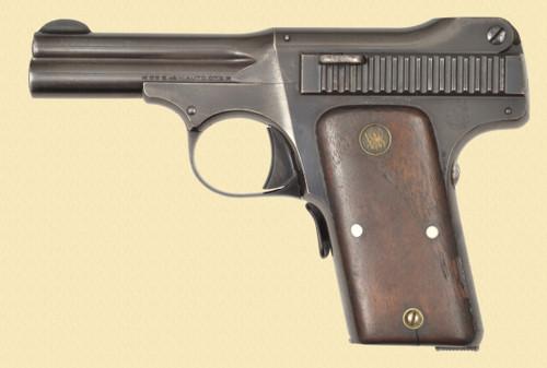 S & W M1913 PISTOL - C49762