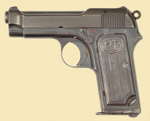 BERETTA M1923 CUT FOR SHOULDER STOCK - C49763