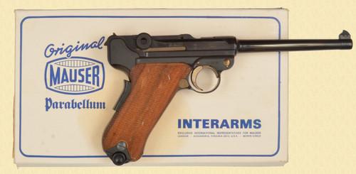 INTERARMS P.08 AMERICAN EAGLE LUGER - D32343