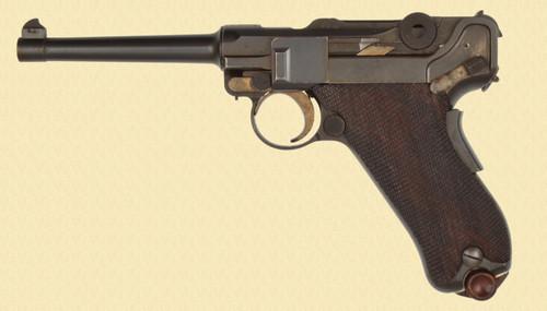 DWM 1906 PORTUGUESE M2 LUGER - D32347