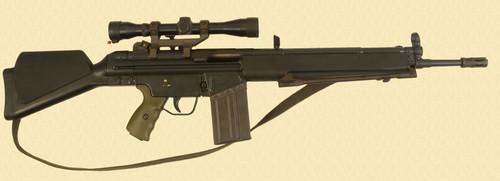 HK 91 WITH SCOPE - C33846