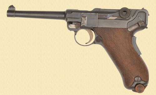 DWM 1906 BRAZILLIAN LUGER - D3260
