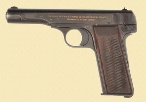 BROWNING MODEL 1922 GERMAN MILITARY - C49792