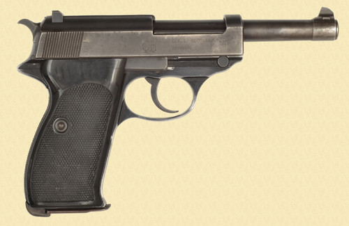 WALTHER P.38 PORTUGUESE - D32368