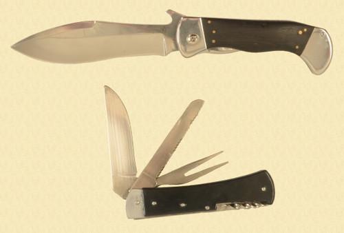 2 Russian knives - C38097