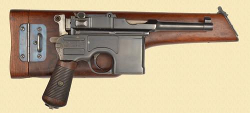 MAUSER M1921 C96 BOLO - D16417