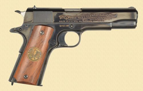 COLT WWI COMM - D16424