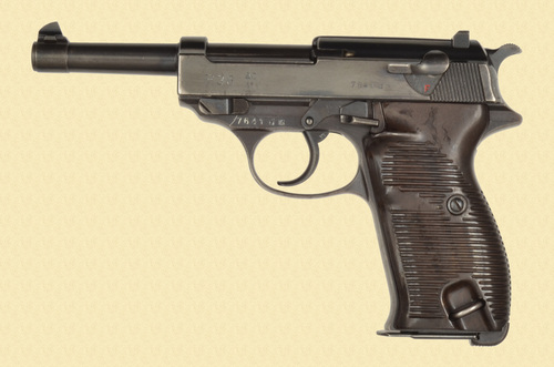 WALTHER P-38 - C38122