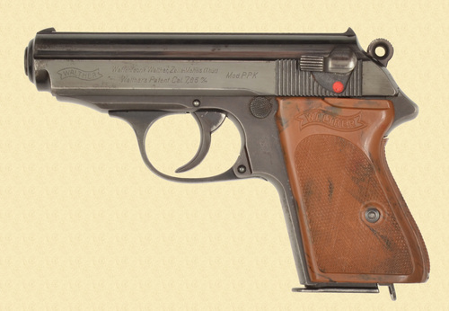 WALTHER PPK - C38125