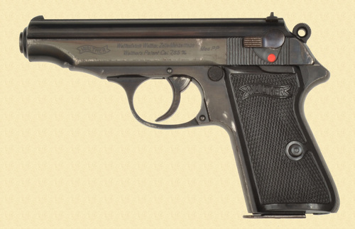 WALTHER PP - C38126