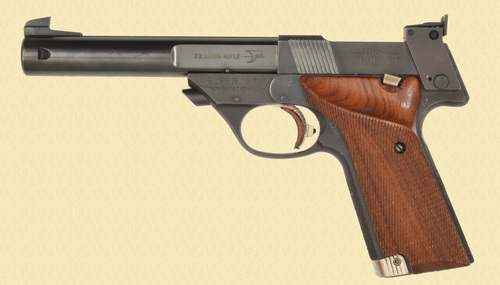 High Standard 107 - Z48669