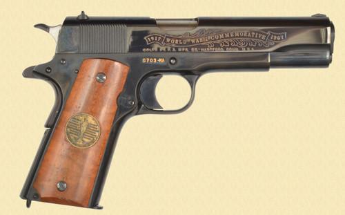 COLT WWI COMM - D16425