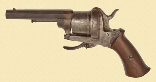 PINFIRE  SIX SHOT REVOLVER - C49825