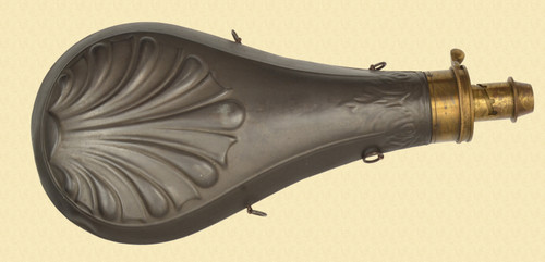 1860's REPO POWDER FLASK - M8653
