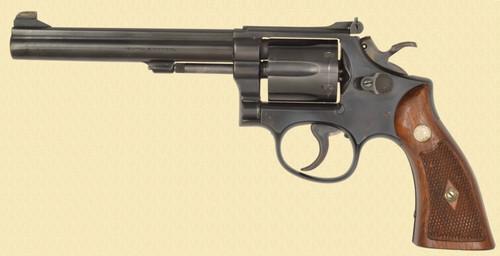 Smith & Wesson K38 - Z48492