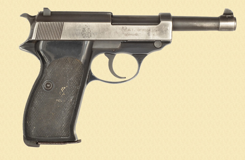 WALTHER P.38 PORTUGUESE - D32363