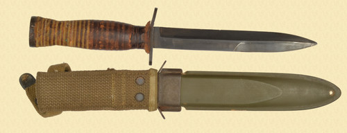 US WWII M3 FIGHTING KNIFE - C38152