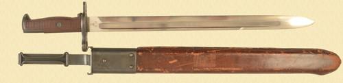 U S M1905 BAYONET 1906 - D32381