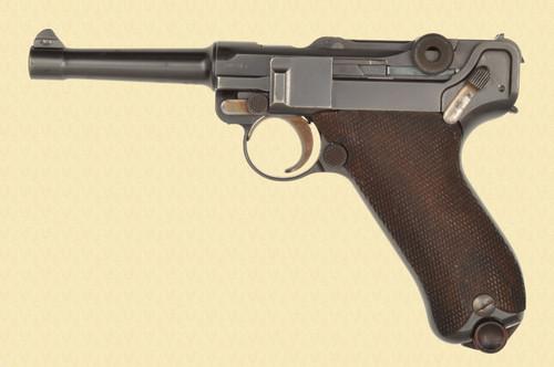 DWM 1908 COMMERCIAL LUGER - D32315