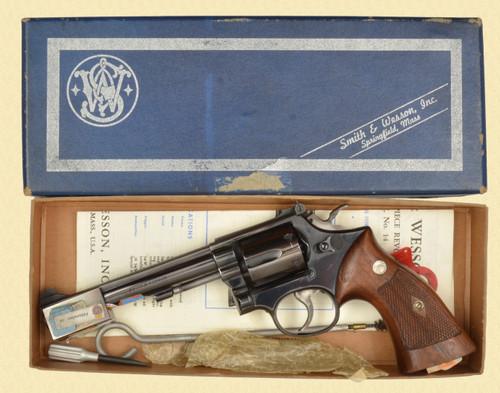 S&W Mod 14 - Z49506
