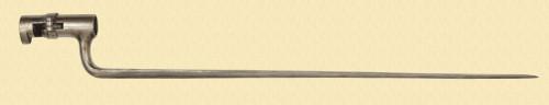 UNKNOWN BAYONET - M8668