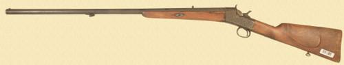 HUSQVARNA ROLLING BLOCK SHOTGUN - C49269