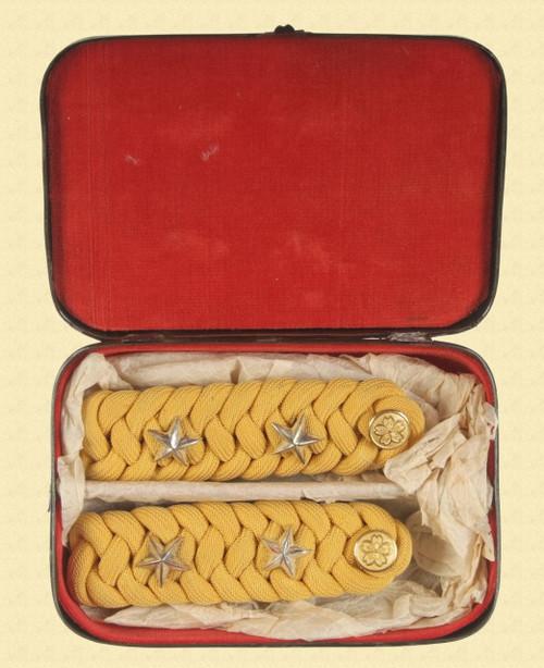 JAPANESE SHOULDER BOARDS - C12209