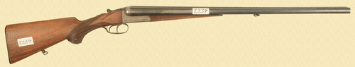 HUSQVARNA 350 DOUBLE BARREL SHOTGUN - Z48864