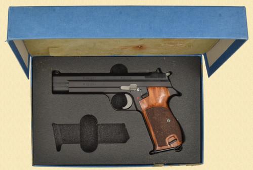 SIG P210-6  WITH ORIGINAL BOX - Z51084