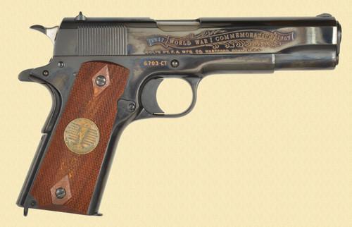 COLT WWI COMM - D16427