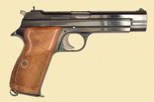 SIG P210 - Z51186