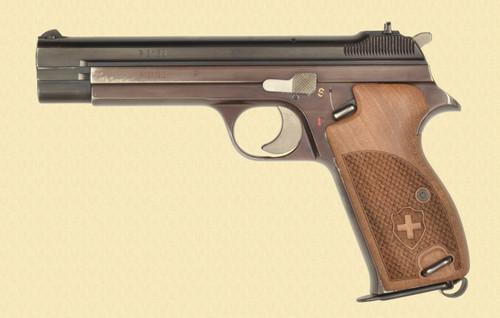 SIG P210-3 - Z51108