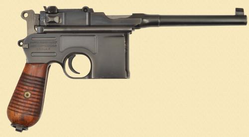 MAUSER C96 MODEL 1930 - D16451