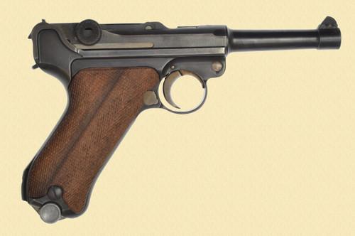 MAUSER BANNER 1940 SWEDISH - D10826