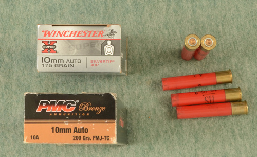 AMMO LOT OF 60 RNDS 10MM/ 160 .410 CASES - C49479